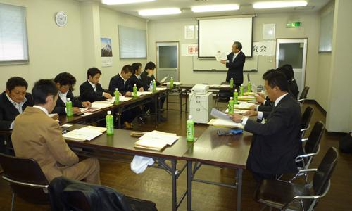 2010/2/7【第3回定期総会】